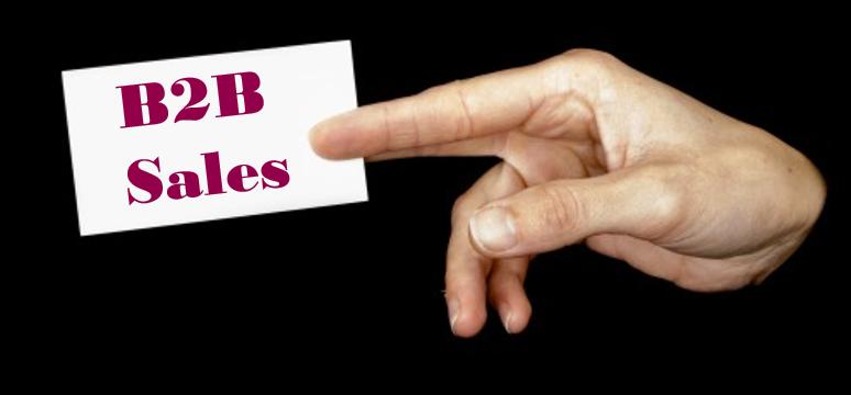 B2B Sales Card | ProRelevant