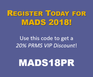 MADS Conference Registration | ProRelevant Marketing Solutions