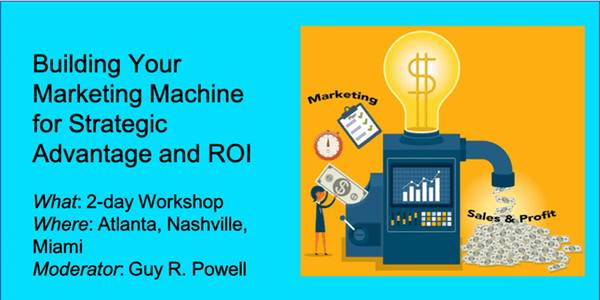 Marketing Machine Training – 2 Day, Live Session